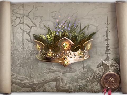 Корона Царицы Цветов